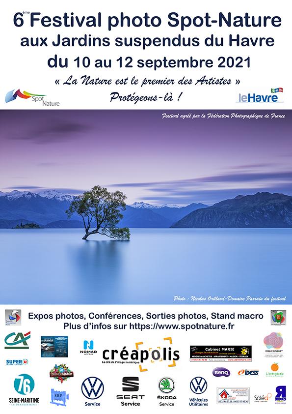Affiche Spot Nature 2021